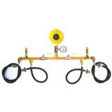 Kit C/ Manômetro Para 4 Botijões P45 Coletor 3/4 Aproveite