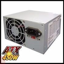 Fonte Advanced 450w - Fx 450 Lpj2-20 - Não Liga