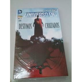 Universo Dc (os Novos 52) Nº 36