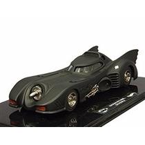 Miniatura Batmóvel Batman Returns 1992 1:43 Hot Wheels Elite