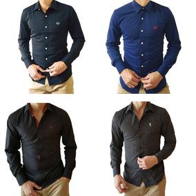 Sergio K / Armani Camisas Sociais Original Pronta Entrega