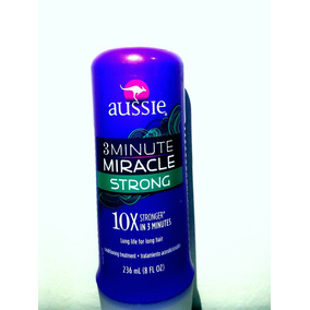 Aussie Strong 3 Minutes Miracle