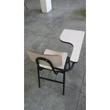 Carteira Escolar, Cadeira Em Formica Semi Nova