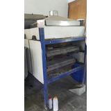 Maquina Para Tortillas De Harina Doble Producción