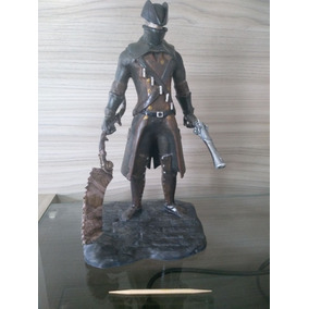 Estatua Caçador De Yharnam - Bloodborne