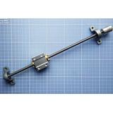 Sistema Completo Fuso Trapezoidal 300mm 8mm + Mancal