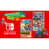 Pack 2 Juegos Nintendo Switch