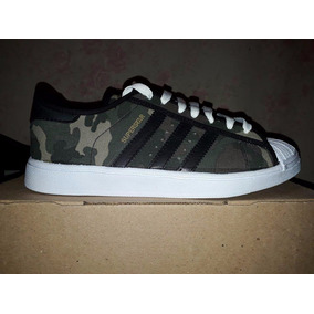 zapatillas adidas superstar camufladas