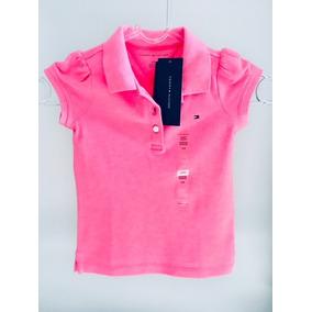 Camiseta Polo Infantil Tommy Hilfilger 3 Anos -nova/original