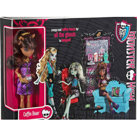 Monster High Cafeteria Da Clawdeen