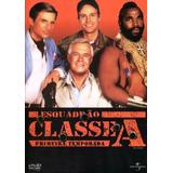 Dvd Esquadrão Classe A Coleção Completa Dublado + Filme