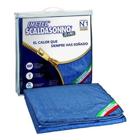 Calientacama Scaldasonno Jeans Indvidual