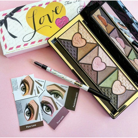 Paleta De Sombras Love De Too Faced