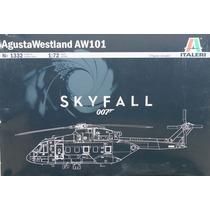 Helicoptero Agusta Westland Aw101 Skyfall 007 1/72 Italeri