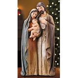 Pesebre Cb Regalo Vc683 Sagrada Familia Figura, 19.5