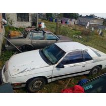 Partes De Chrysler Phantom 89