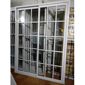 Puerta balcon aberturas en mercado libre argentina for Ventanas de aluminio doble vidrio argentina