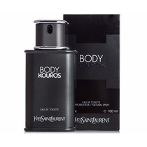 Perfume Body Kouros 100ml - Ysl- Masculino- Original