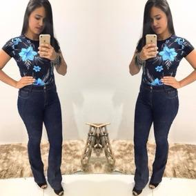 Body Feminino Floral De Gola Camisa - Comprar Bori/bore