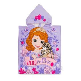 Piñata Poncho Microfibra Princesita Sofía