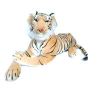 Tigre Listrado De Safari Realista Lindo Peq