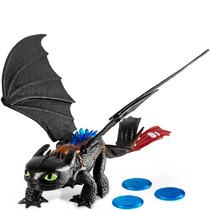 Como Treinar Seu Dragão - Dragão Banguela Luxo 1087 - Sunny