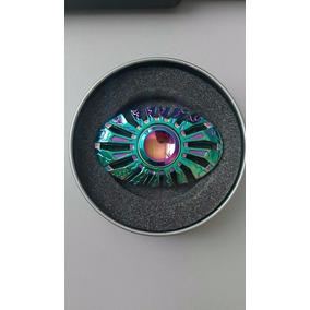 Fidget Hand Spinner Toy Anti Stress Metal Peixe Voador