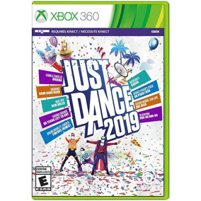 Just Dance 2019 Xbox 360 Mídia Física Pronta Entrega