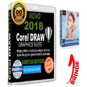 Corel Draw 2018 Licença Original Novo Lançamento 2018