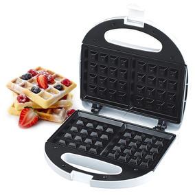 Maquina Waflera Electrica Waffle Dsp 750w Antiadherente