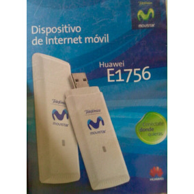 Dispositivo (modem Pendrive) De Internet Móvil Movistar