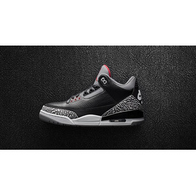 Zapatillas Air Jordan Iii Retro Black Cement
