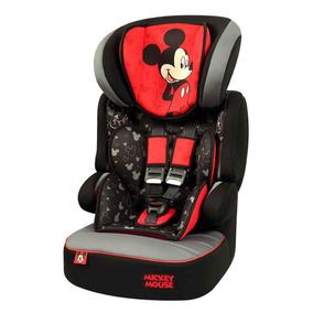 Cadeira De Carro Do Mickey Para Crianças De 9 A 36kg