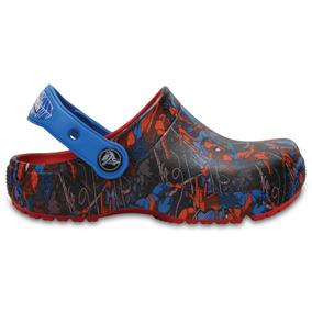 Crocs - Funlab Spiderman_204121-8c1