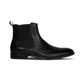 Trender Botin Tipo Chelsea Color Negro 8580228