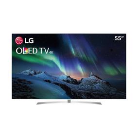 Smart Tv Oled 55 Ultra Hd 4k Lg Oled55b7p Com Wi-fi