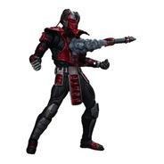 Boneco Sektor Mortal Kombat Storm Collectibles 1/12 Mk3
