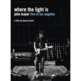 John Mayer Where The Light Is Live In Los Angeles Dvd Oferta