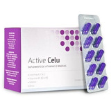 Active Celu - Reduz A Celulite - Hidrata A Pele 30 Cápsulas
