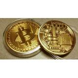 Moneda Coleccionable Bitcoin 1 Onza