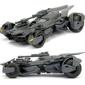 Batimovil Justice League Jada 1:32 Metals Die Cast