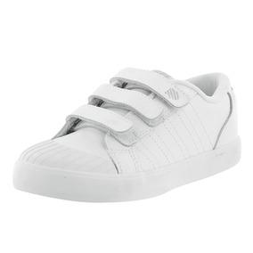 Tenis Casual Infantil Blanco Calzado Juvenil Dorothy Gaynor