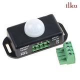 Sensor De Movimiento Por Infrarrojo (pir) 12-24vdc / Ilku