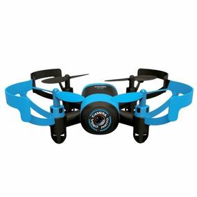 Mini Dron Con Camara Mini-ufo 512w Quadcopter_0.3mp Azul