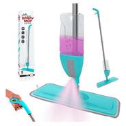 Vassoura Magica Esfregão Spray Mop Rodo Limpa Fácil Promoção