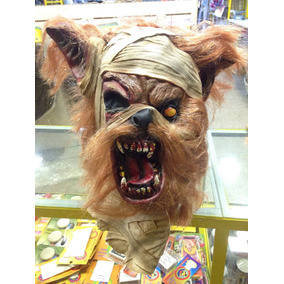 Mascara De Latex Hombre Lobo Momia
