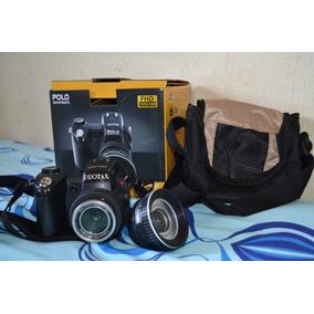 Câmera De Tirar Foto E Filmagem Nova Na Caixa D 7100