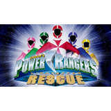 Power Rangers 8ª Temporada - O Resgate 4 Dvds
