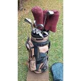 Set Palos De Golf Completo - Mizuno - Msx- Lux - Con Bolso