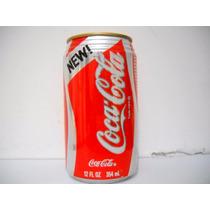 Lata De New Coca Cola Año 1986 Atlanta U S A